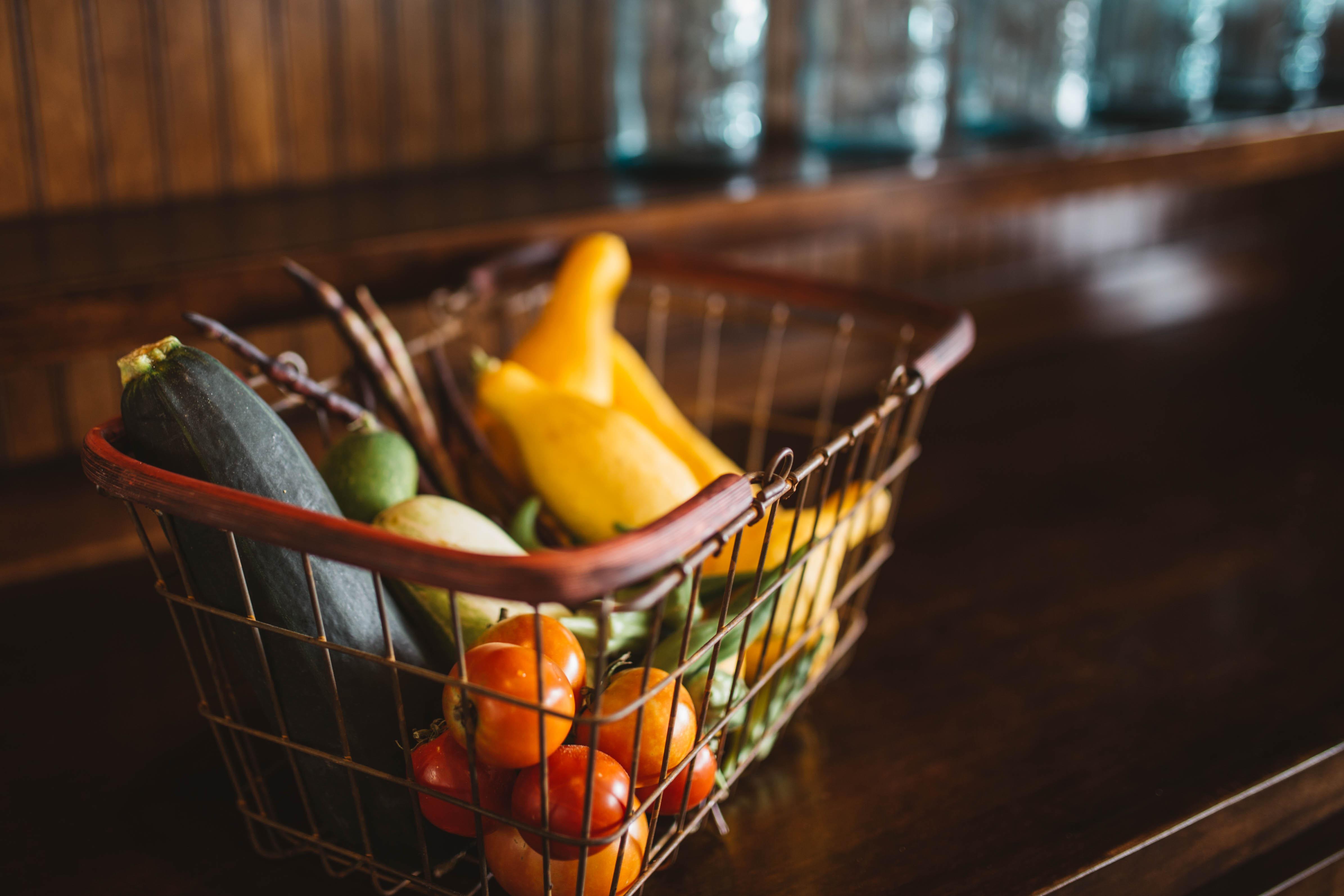 Vegetales, parte imprescindible de la innovación alimentaria