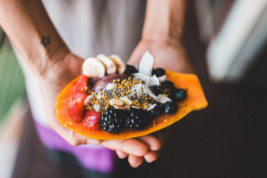 Frutas y verduras útiles para desarrollar nuevos alimentos