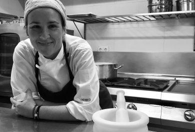 Entrevista Lola Marín · Restaurante Dasmasqueros