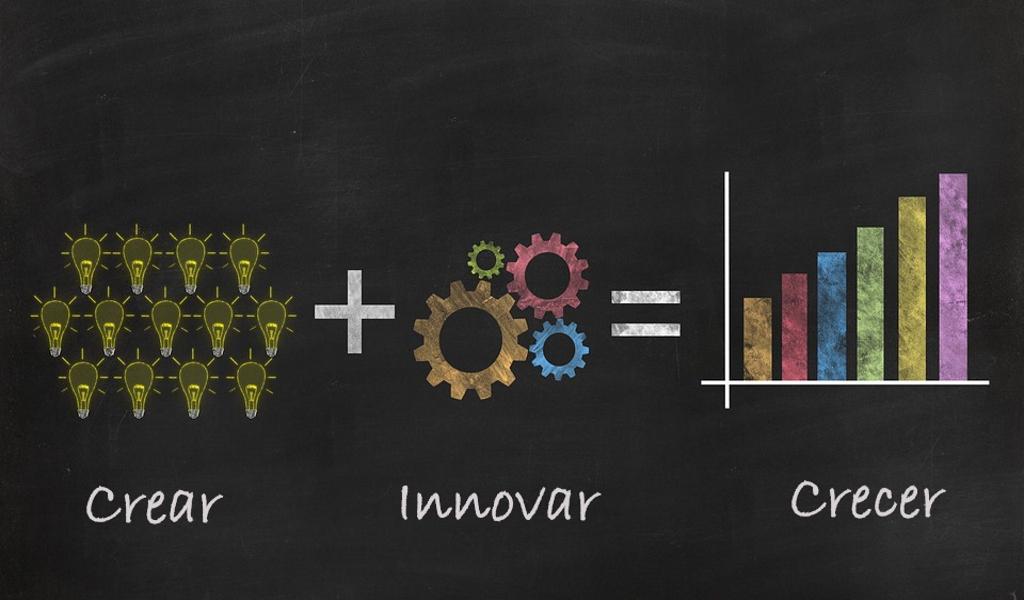 los beneficios de invertir en Innovación y Desarrollo. Crear, innovar, crecer