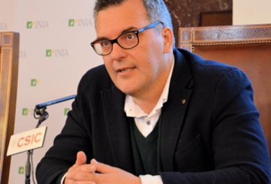 Entrevista Alfonso Clemente · Presidente Asoc. Española de Leguminosas