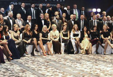 INNOFOOD asiste a la 100th cena del Club 11 en Belgrado